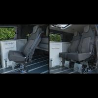 Unwin Portable Seats 2